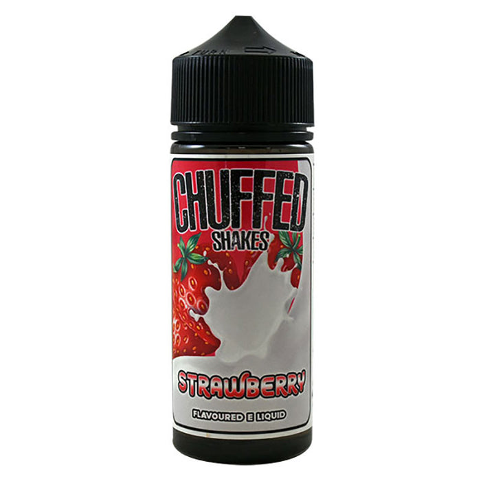 Chuffed - Strawberry Shakes 100ml E-Liquid