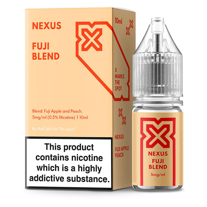 Nexus 10ml - Nic Salt - Fuji Blend