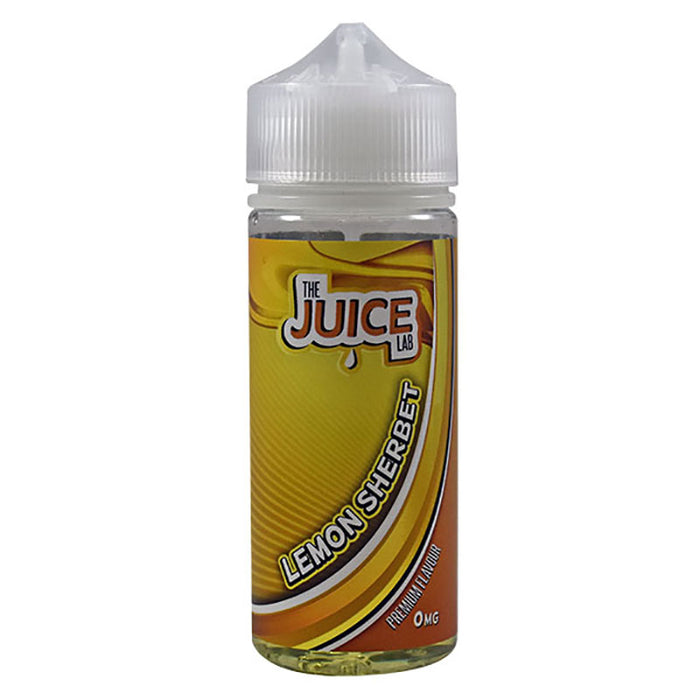 The Juice Lab - 100ml - Lemon Sherbet