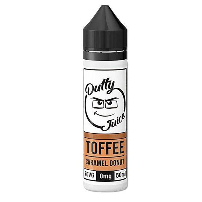 Dutty Juice - Toffee Caramel 50ml E-Liquid