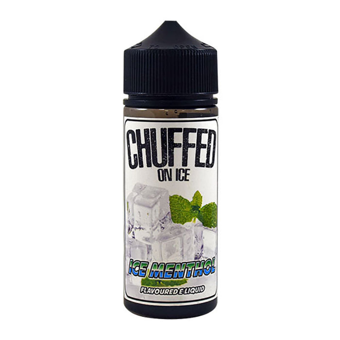 Chuffed - Ice Menthol 100ml E-Liquid