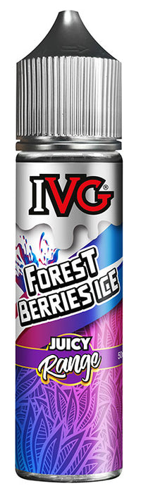 IVG - Forrest Berries Ice 50ml E-Liquid