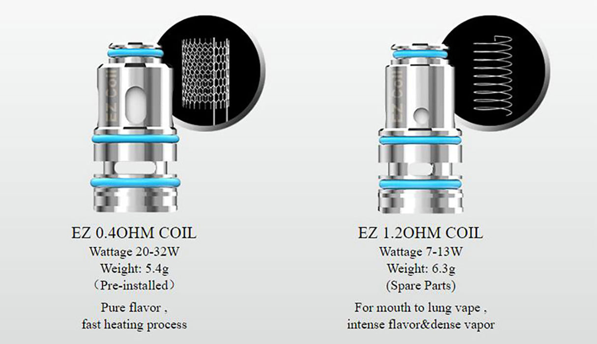 Joyetech Exceed Grip Pro Coils - 5 Pack