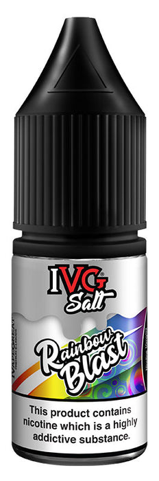 IVG 10ml - Nic Salt - Rainbow Blast