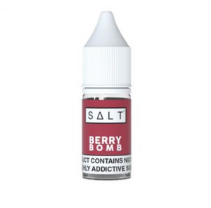 SALT Berry Bomb 3 x 10ml - Loony Juice UK