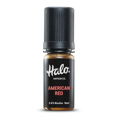 Halo 3 x 10ml American Red - Loony Juice