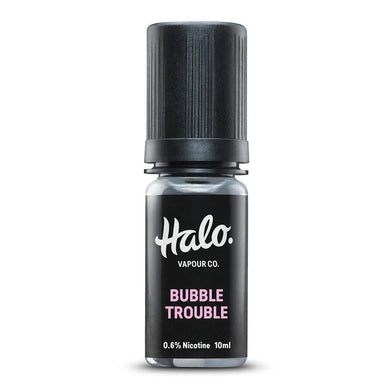 Halo 3 x 10ml Bubble Trouble - Loony Juice UK
