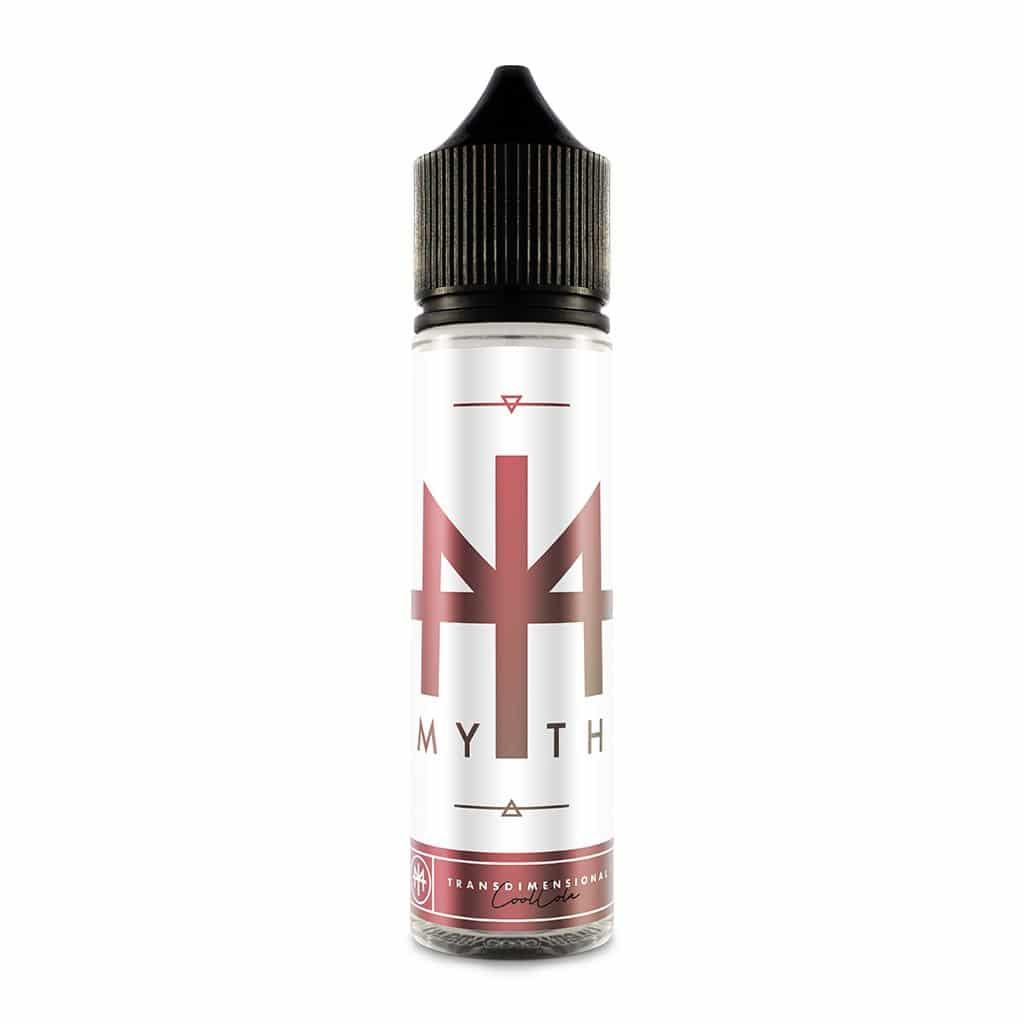 Zeus Juice Myth Cool Cola 50ml 0mg - Loony Juice UK