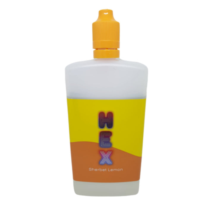 HEX - Sherbet Lemon 100ml E-Liquid - Loony Juice
