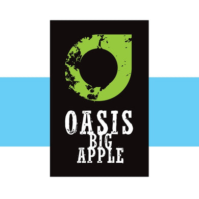 Oasis Big Apple 4 x 10ml - Loony Juice UK