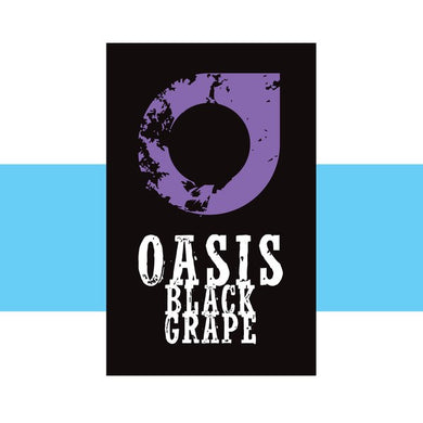 Oasis Black Grape 4 x 10ml - Loony Juice UK