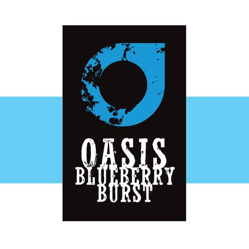 Oasis - Blueberry Burst 4 x 10ml E-Liquid - Loony Juice UK