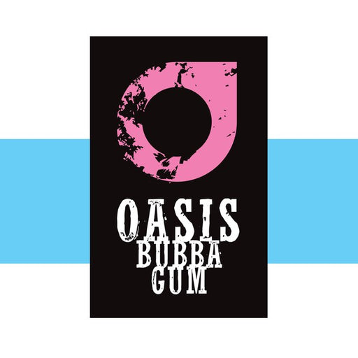 Oasis - Bubba Gum 4 x 10ml E-Liquid - Loony Juice UK