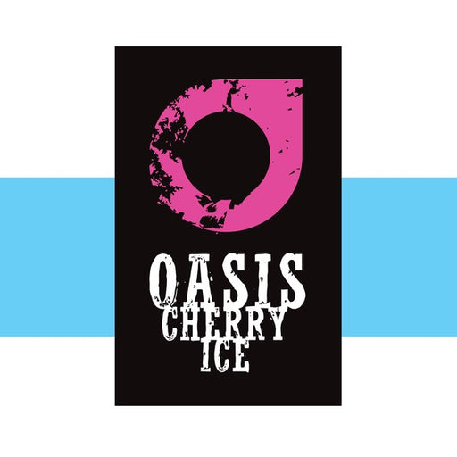 Oasis - Cherry Ice 4 x 10ml E-Liquid - Loony Juice UK