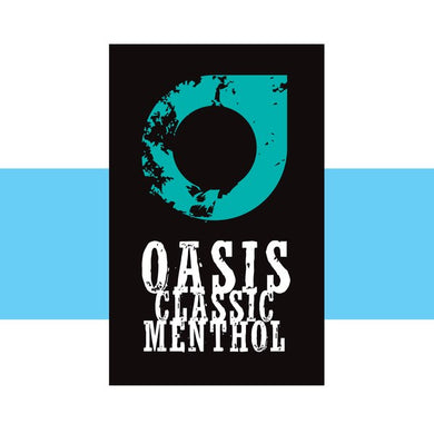 Oasis Classic Menthol 4 x 10ml - Loony Juice UK