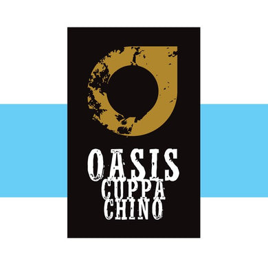 Oasis Cuppa Chino 4 x 10ml - Loony Juice UK