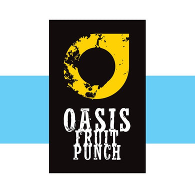 Oasis Fruit Punch 4 x 10ml - Loony Juice UK