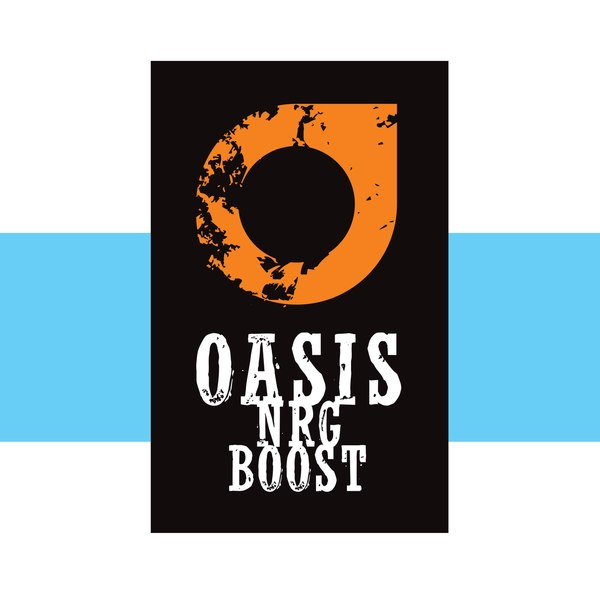 Oasis NRG Boost 4 x 10ml - Loony Juice UK