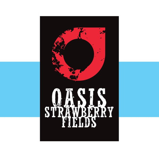 Oasis - Strawberry Fields 4 x 10ml E-Liquid - Loony Juice UK