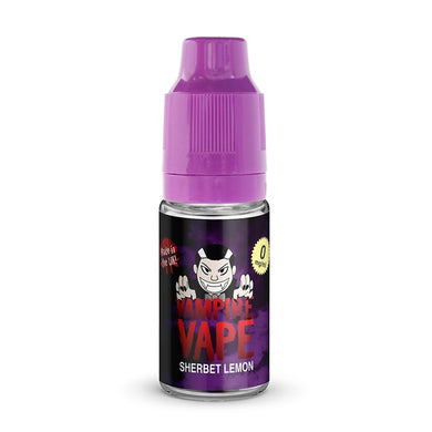 SHERBET LEMON - 10ML VAMPIRE VAPE E-LIQUID 3 X 10ML - Loony Juice UK
