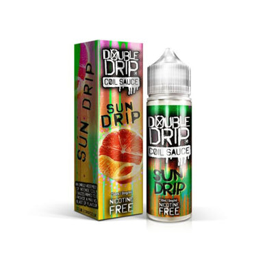 Double Drip Sun Drip Short Fill E-Liquid 50ml - Loony Juice