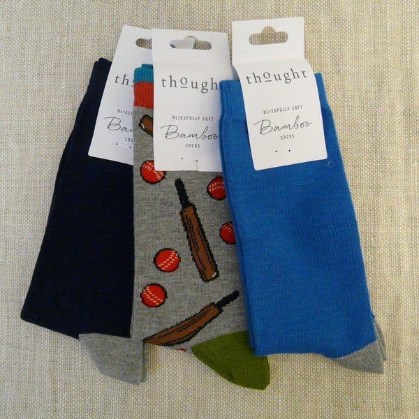 030-Bamboo-mix-3-pairs-socks-Navy-grey-heal-&-toe-Grey-cricket-green-toe-heel-Blue-grey-heel-toe