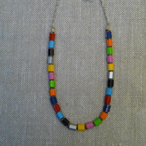 fair-trade-upcycled-multicoloured-crayon-pieces-necklace-with discs