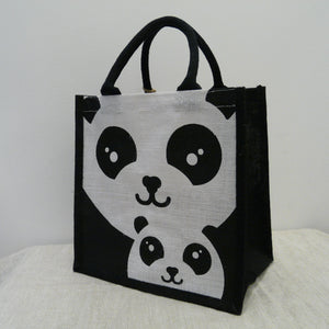 fair-trade-jute-shopping-bag-square-black-2-pandas-adult-baby
