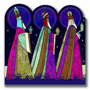 Three Kings Christmas Cards