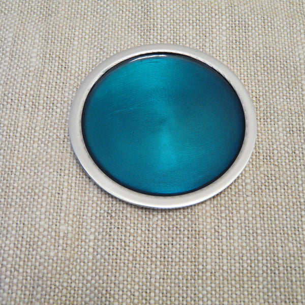 P1110254-Fair-Trade-Recycled-Aluminium-Turquoise-Coaster-single