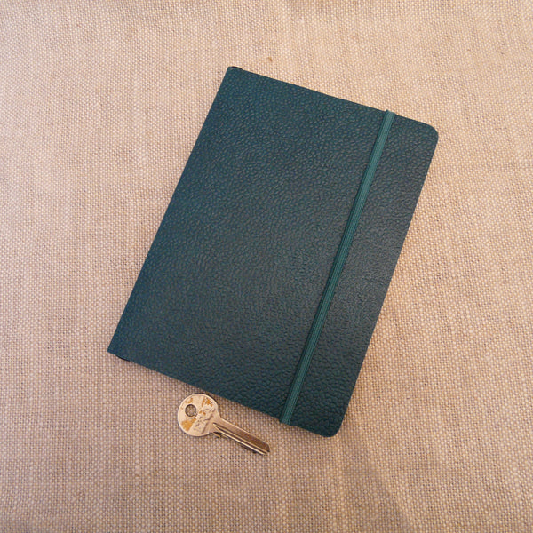 P1110328-Fair-trade-Handmade-paper-leather-look-notebook-journal-teal-green-with-key