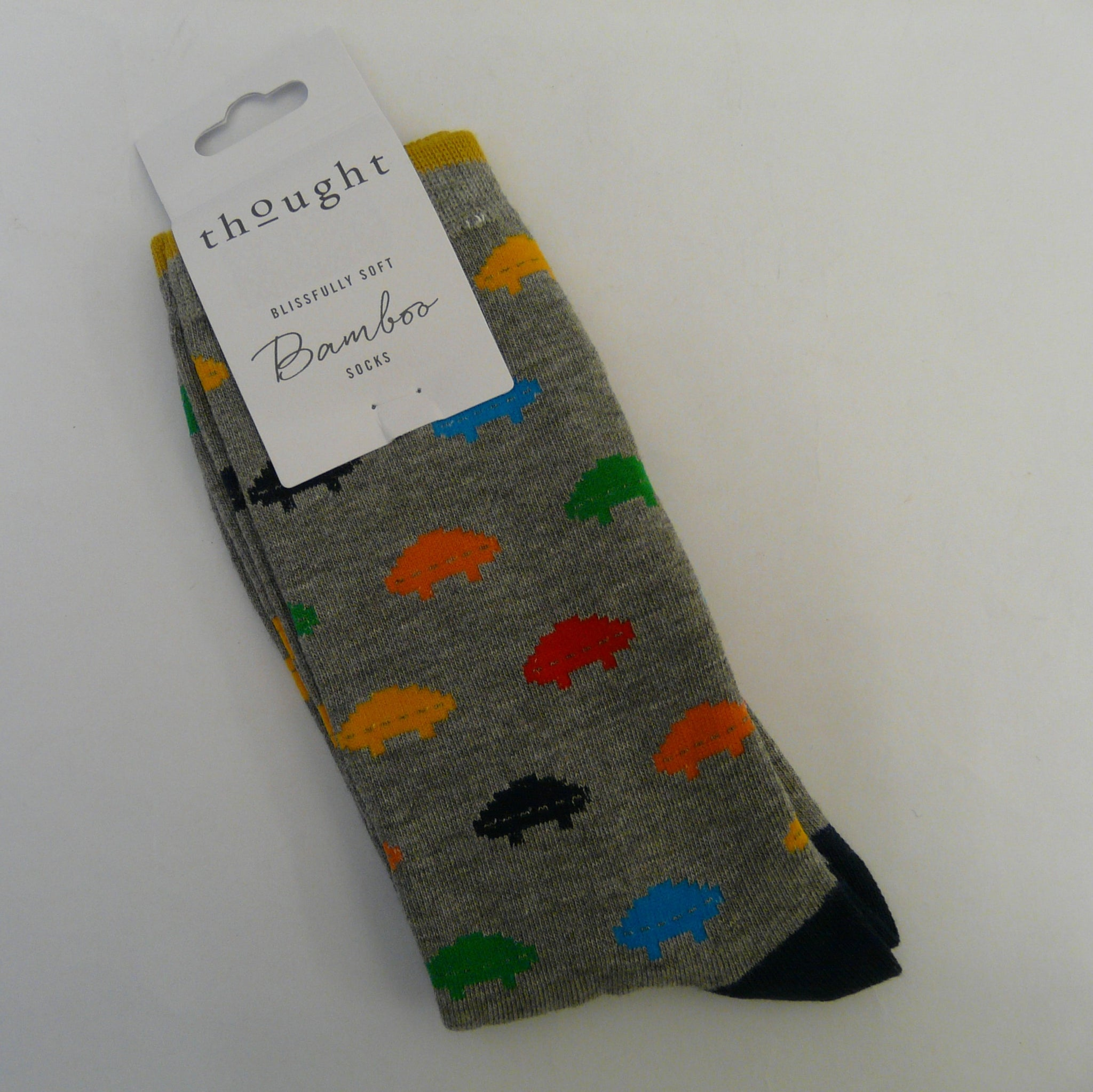 P1110541-Bamboo-Mix-7-11-Socks-Gaming-Grey-multicoloured-flying-saucers