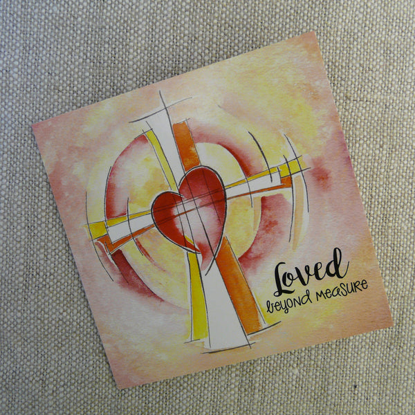 Loved Beyond Measure Easter Cards