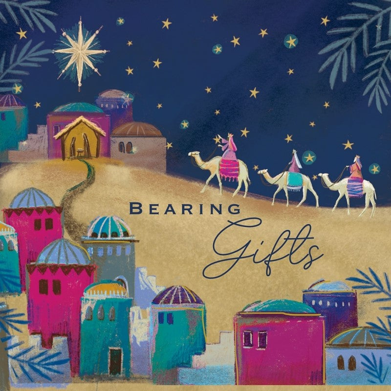 Bearing Gifts Christmas Cards