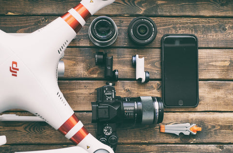 DJI Drone and Accessories