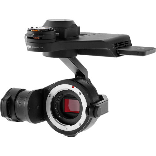 ZENMUSE X5R Part 1 Gimbal and Camera (Lens Excluded)