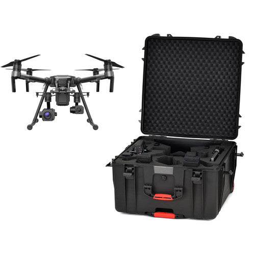 HPRC HPRC4600W Watertight Hard Case for DJI Matrice 200/210 Quadcopters
