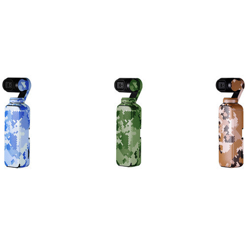 PGYTECH Skin for OSMO Pocket (Camouflage Set)