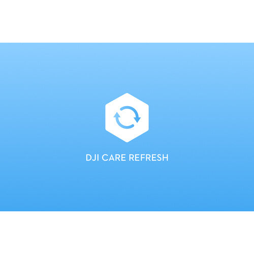 DJI Care Refresh 1-Year Plan for RS 2 Gimbal