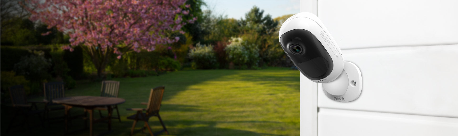 Argus 2 - 1080P wire-free battery starlight camera