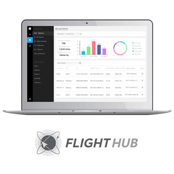 FlightHub Pro Software for Managing Select Drones (1-Year)