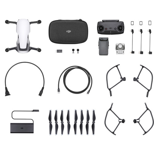 Mavic Air Arctic White (Refurbished)