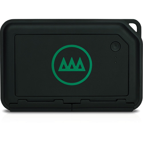 GNARBOX - Portable Backup & Editing System for Any Camera, 128GB