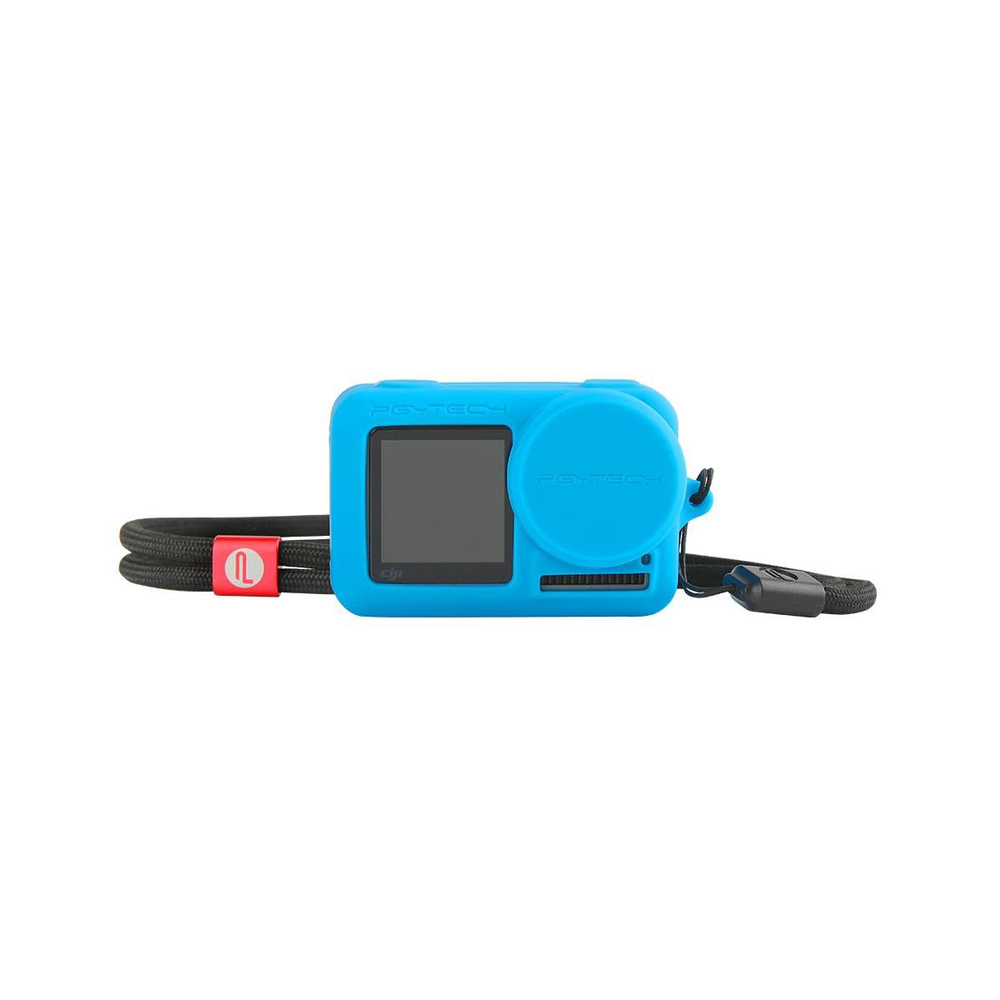 PGYTECH OSMO Action Silicone Rubber Case(Blue)