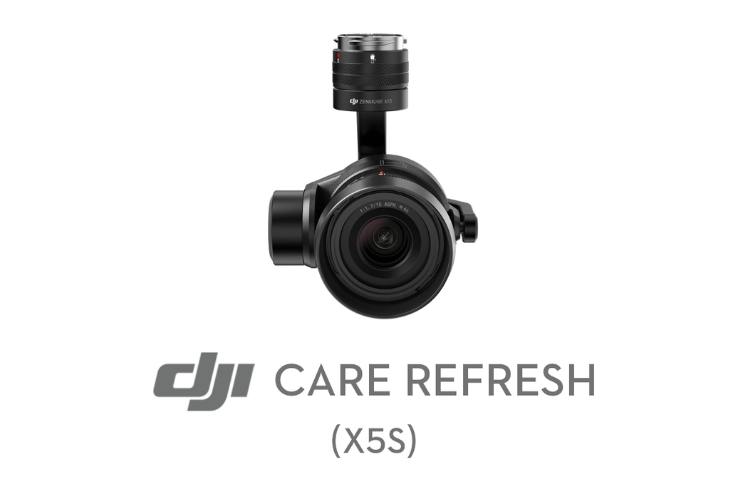 DJI Care Refresh Code (X5S)
