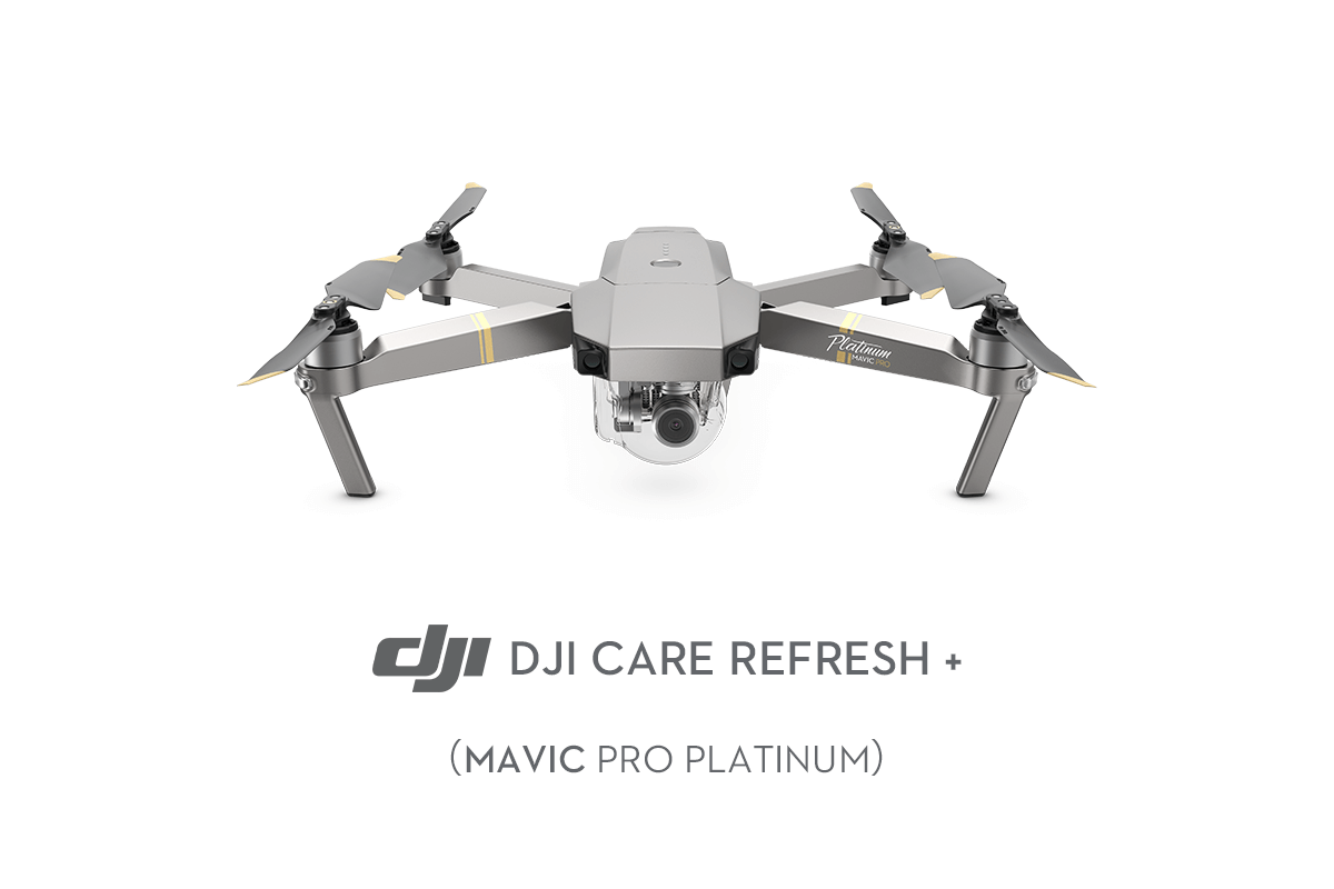 DJI Care Refresh + (Mavic Pro Platinum) Second Year