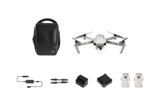 Mavic Pro Platinum FLY MORE COMBO (Refurbished)