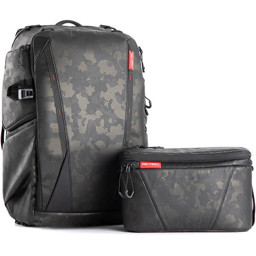 PGYTECH OneMo Backpack 25L+Shoulder Bag (Olivine Camo)