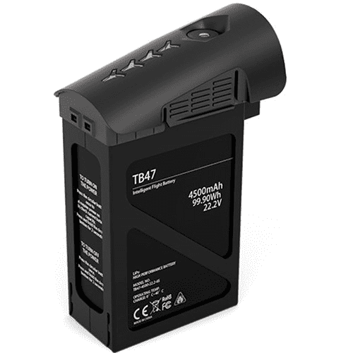 Inspire 1 Part 88 TB47 Battery (4500mAh, Black) –New Package (General Cargo)