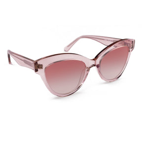 VICTORIA | TRANSPARENT PINK SEE THROUGH
